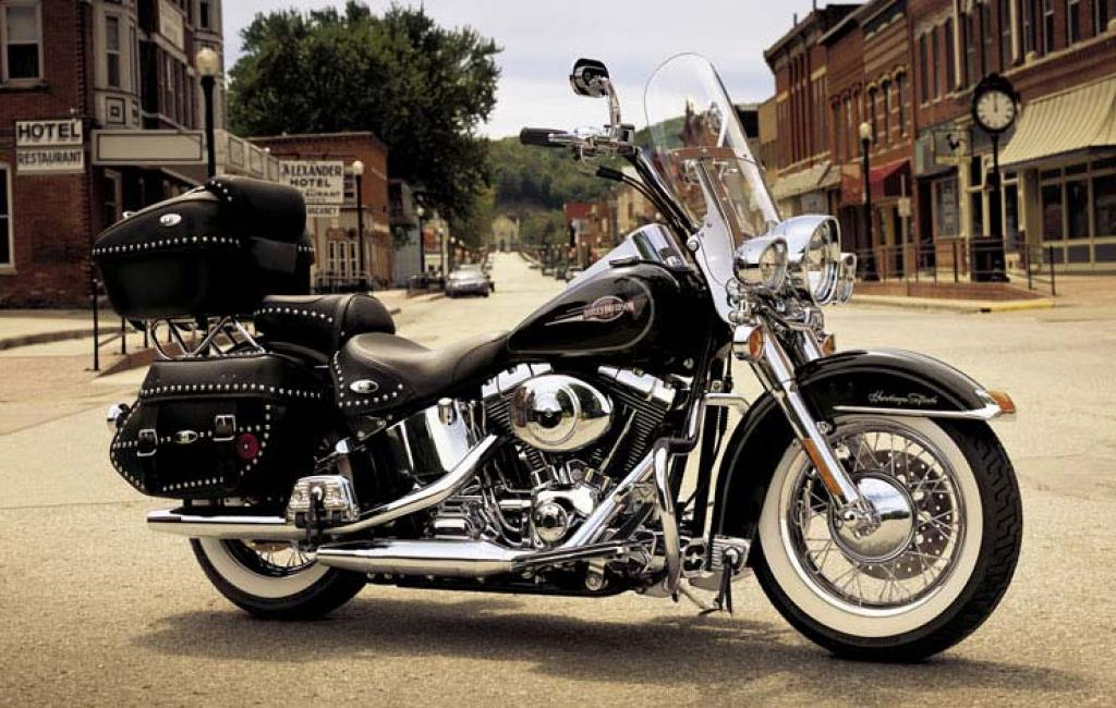 2001 Harley-Davidson Heritage Softail Classic Injection #3