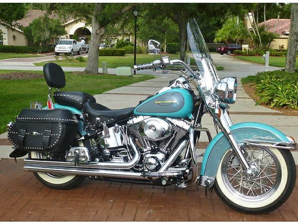 2001 Harley-Davidson Heritage Softail Classic Injection #4