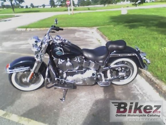 2001 Harley-Davidson Heritage Softail Classic Injection #5