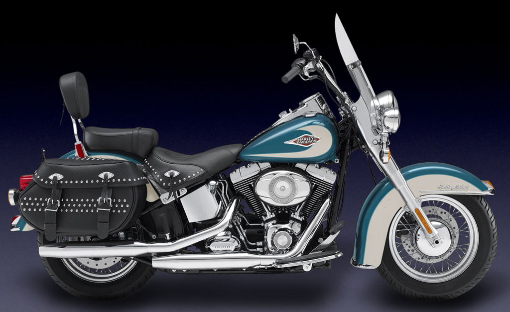 2001 Harley-Davidson Heritage Softail Classic Injection #8