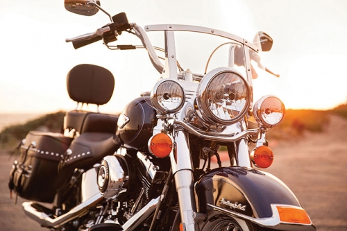 Harley-Davidson Heritage Softail Classic Injection #6