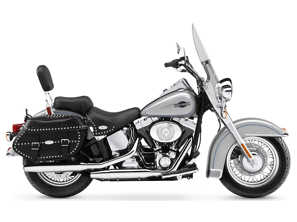 Harley-Davidson Heritage Softail Classic Injection #5