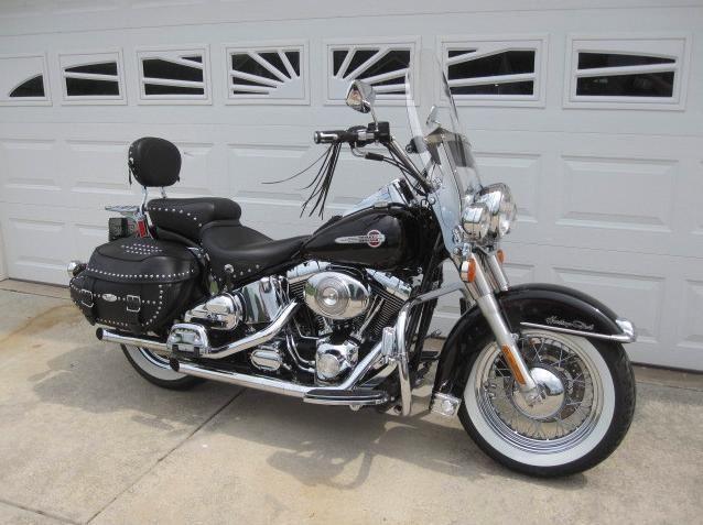 Harley-Davidson Heritage Softail Classic Injection #1