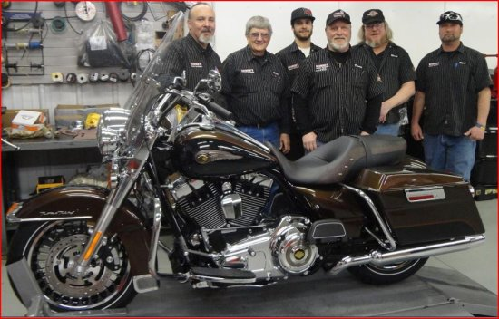 2013 Harley-Davidson Road King 110th Anniversary #6
