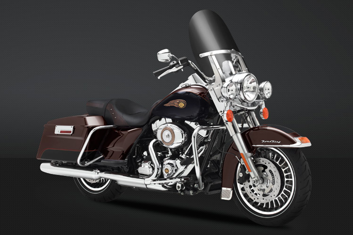 2013 Harley-Davidson Road King 110th Anniversary #4