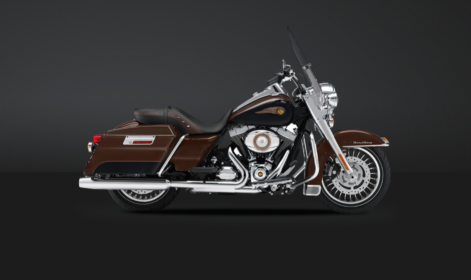 2013 Harley-Davidson Road King 110th Anniversary #8