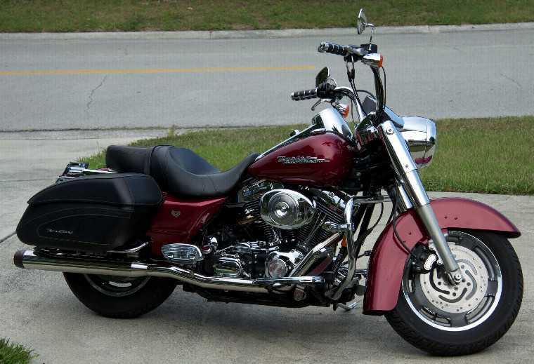2014 Harley-Davidson Road King Fire - Rescue #7