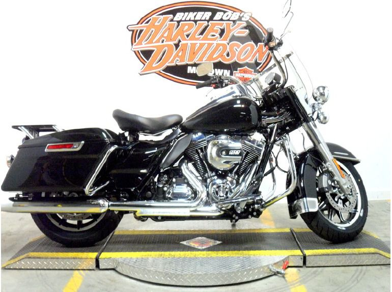 2014 Harley-Davidson Road King Fire - Rescue #3