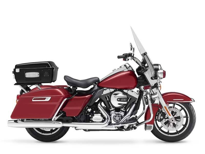 2014 Harley-Davidson Road King Fire - Rescue #1