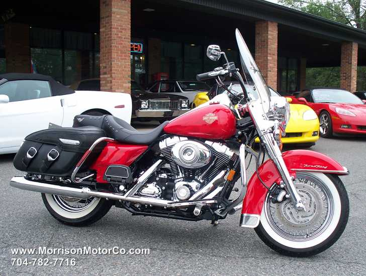 2014 Harley-Davidson Road King Fire - Rescue #4