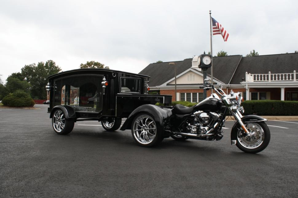 2014 Harley-Davidson Road King Fire - Rescue #10