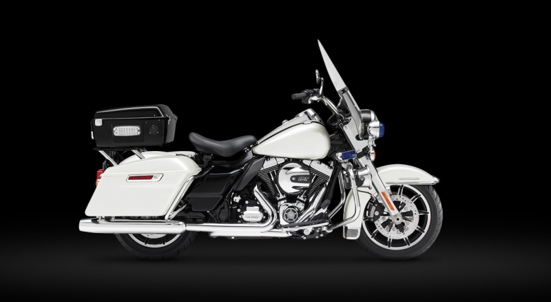 Harley-Davidson Road King Fire - Rescue #2