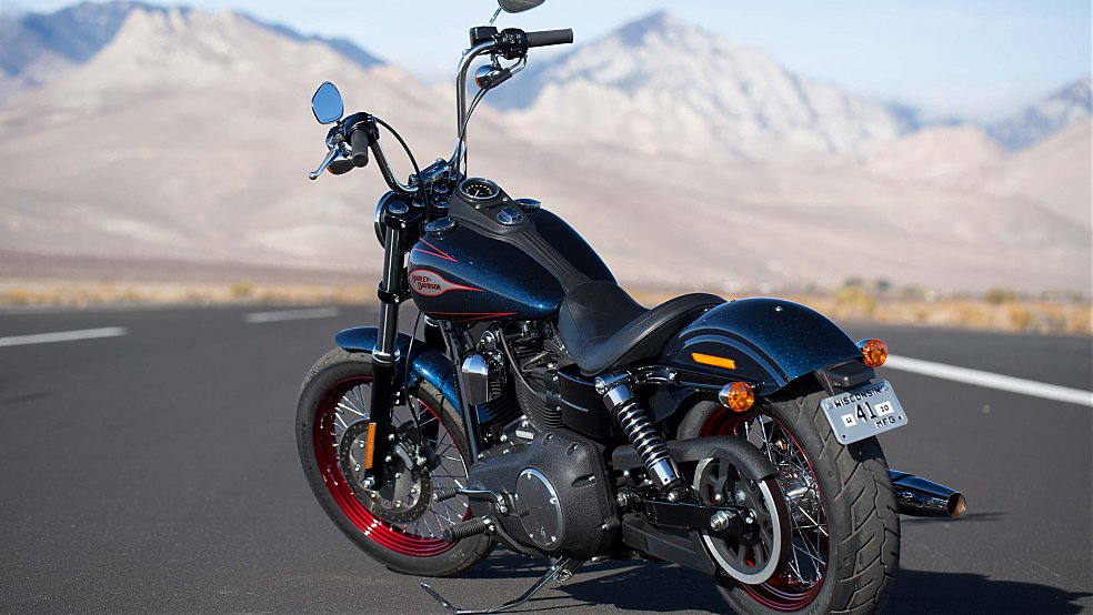 Harley-Davidson Softail Breakout Special Edition #9