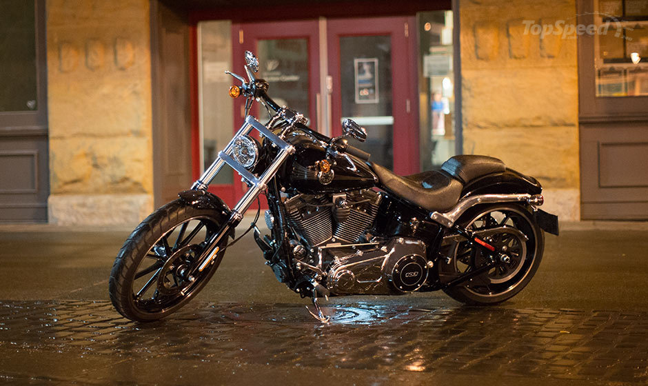 Harley-Davidson Softail Breakout Special Edition #10