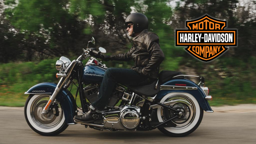 Harley-Davidson Softail Deluxe #6