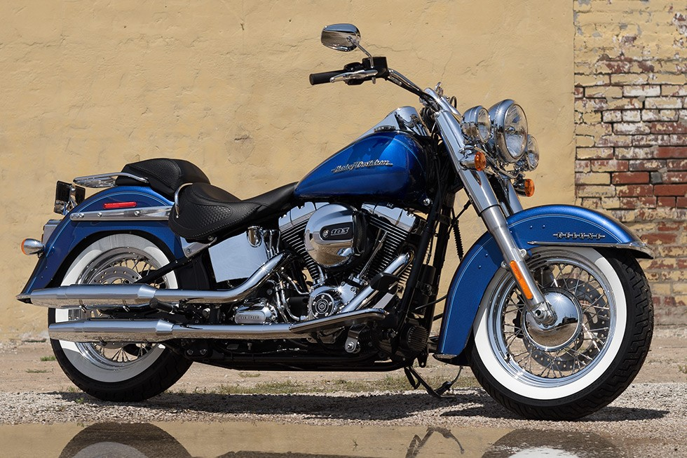 Harley-Davidson Softail Deluxe #7