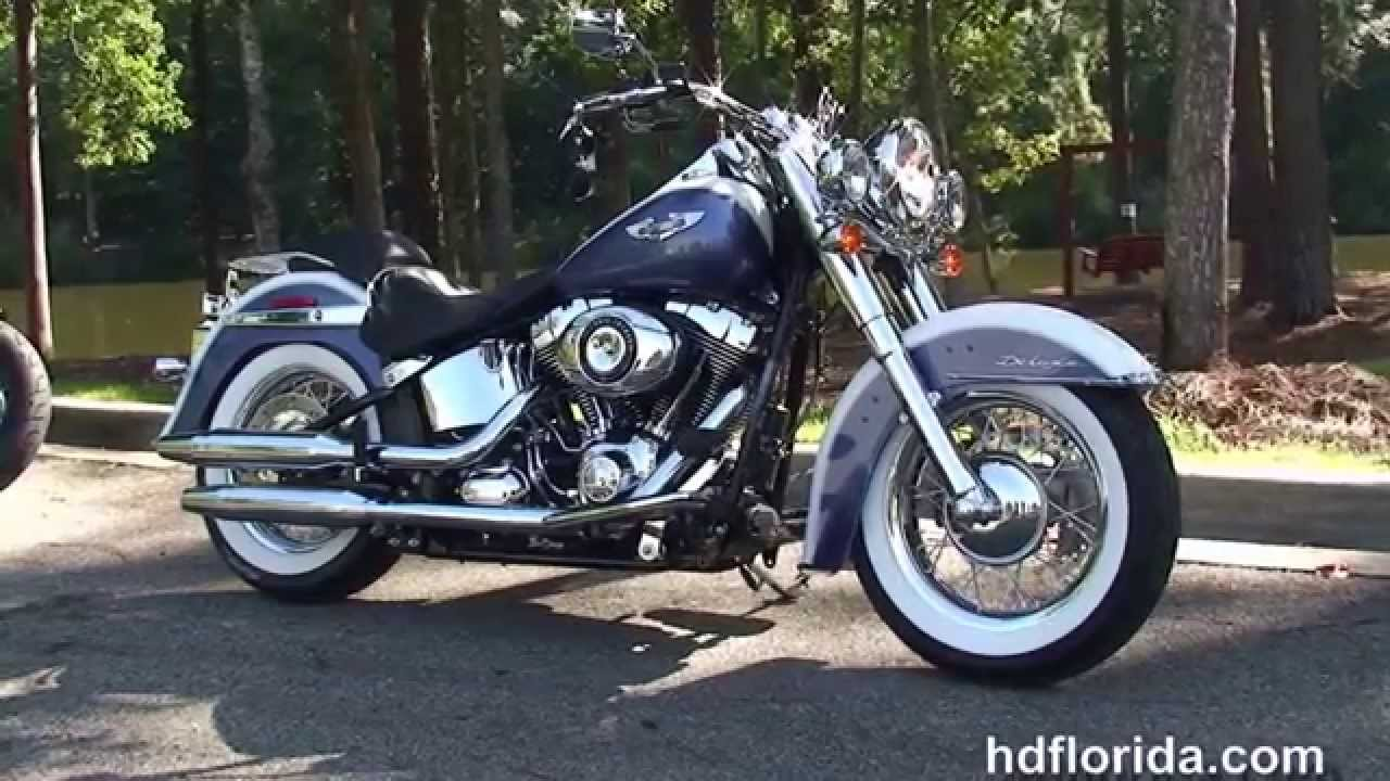 Harley-Davidson Softail Deluxe #1