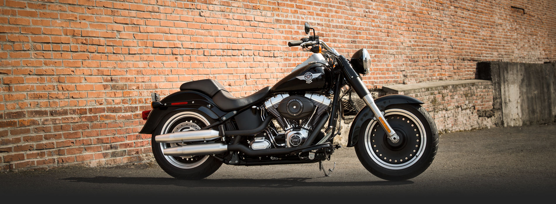 2014 Harley-Davidson Softail Fat Boy Lo #9