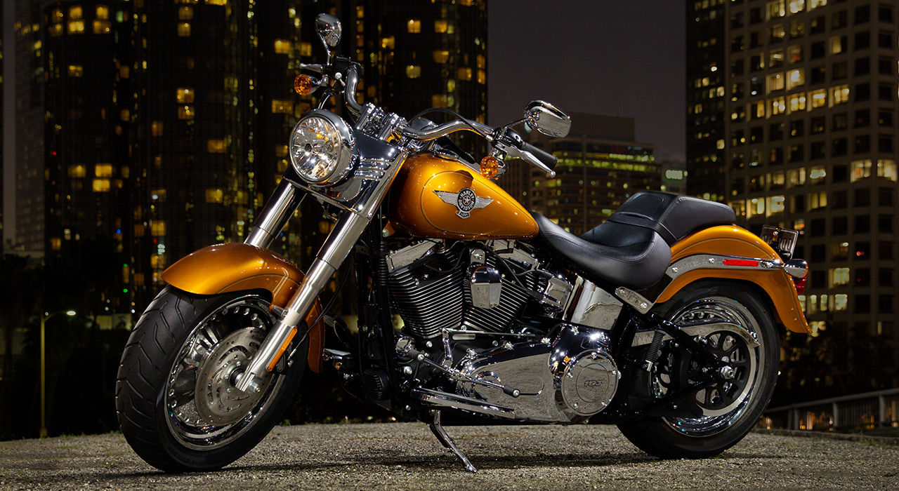 2014 Harley-Davidson Softail Fat Boy Lo #1