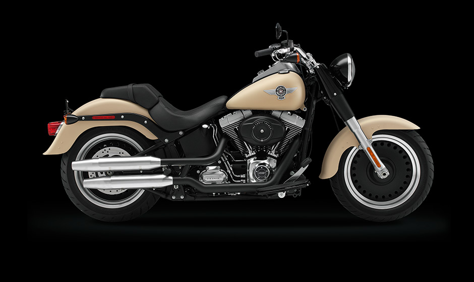 2014 Harley-Davidson Softail Fat Boy Lo #4