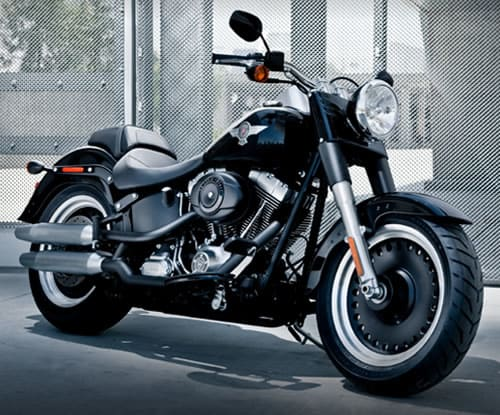 Harley-Davidson Softail Fat Boy Lo #5