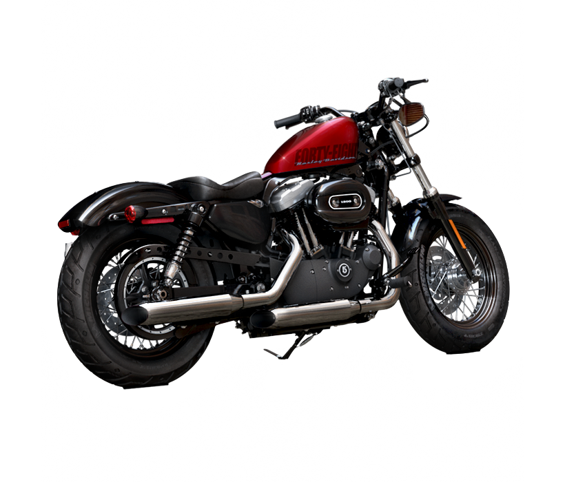 2013 Harley-Davidson Sportster Forty-Eight Dark Custom #9