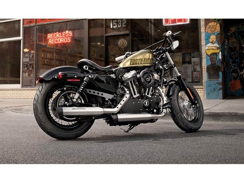 2013 Harley-Davidson Sportster Forty-Eight Dark Custom #8