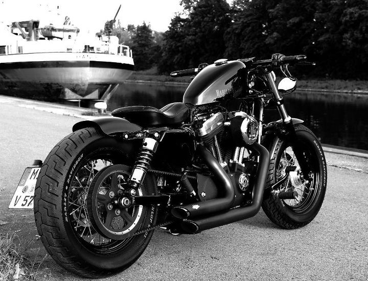 Harley-Davidson Sportster Forty-Eight #3