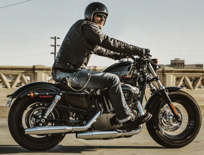 Harley-Davidson Sportster Forty-Eight #6