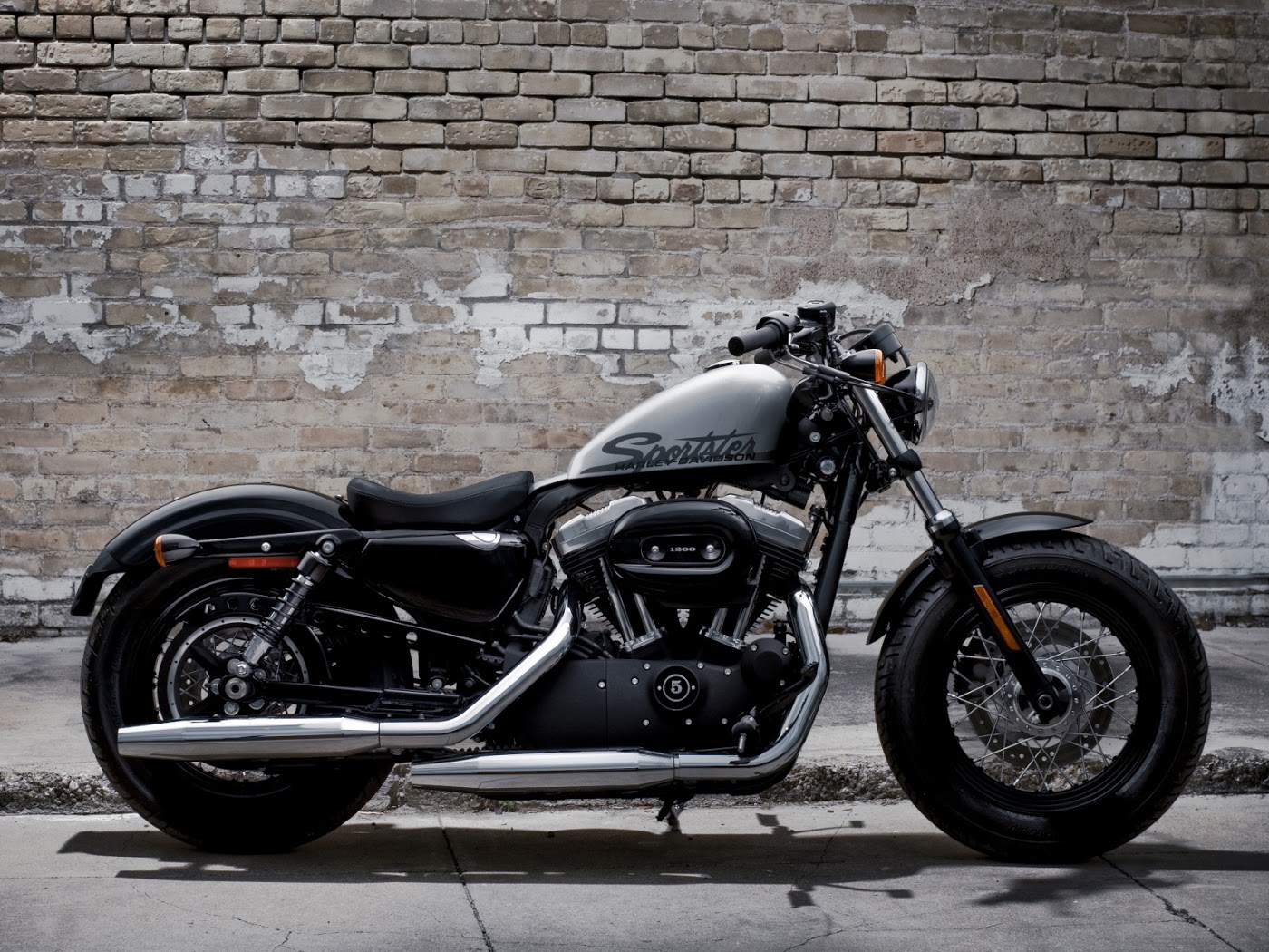 Harley-Davidson Sportster Forty-Eight #7