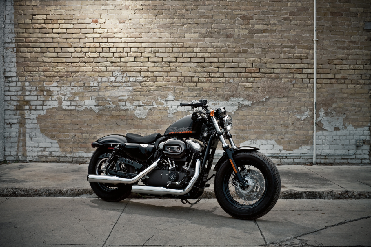 Harley-Davidson Sportster Forty-Eight #1