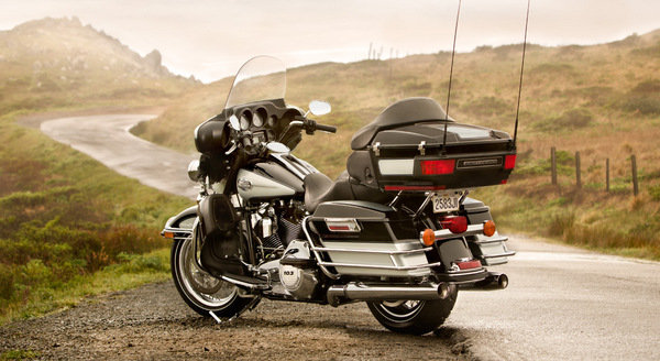 Harley-Davidson Tour Glide Ultra Classic (reduced effect) #3
