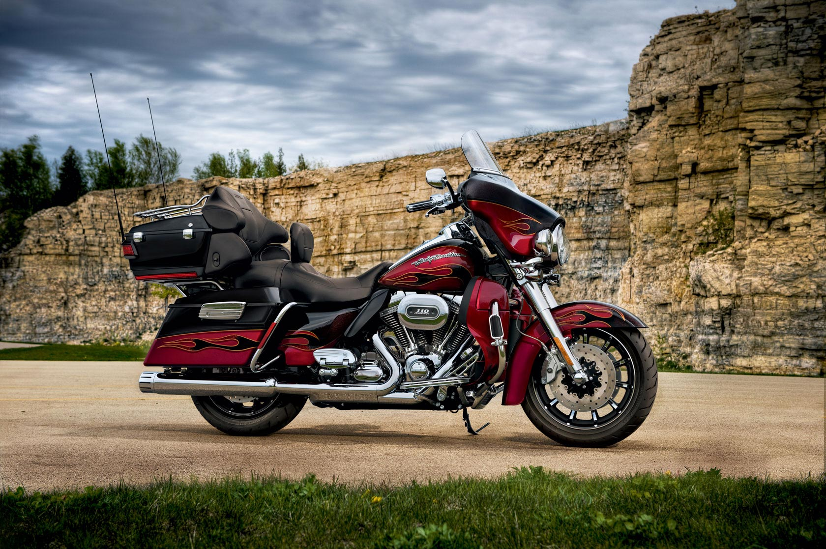 Harley-Davidson Tour Glide Ultra Classic (reduced effect) #1