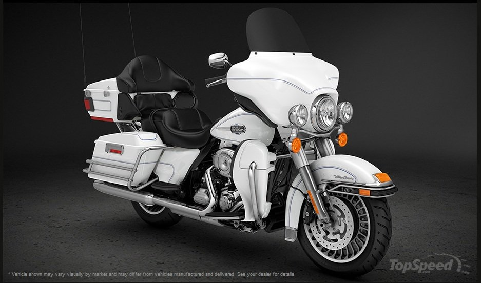 Harley-Davidson Tour Glide Ultra Classic (reduced effect) #2