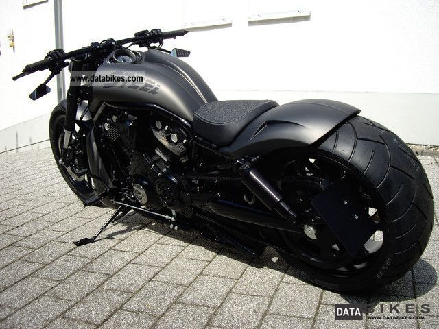 Harley-Davidson V-Rod Night Rod Special #4