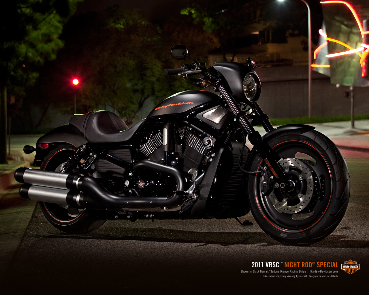 Harley-Davidson V-Rod Night Rod Special #2