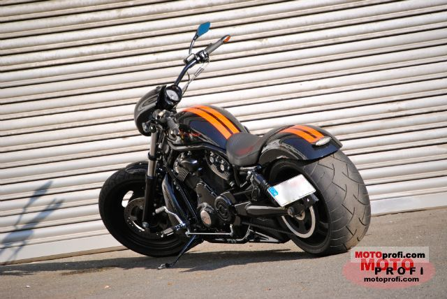2009 Harley-Davidson VRSCDX Night Rod Special #3