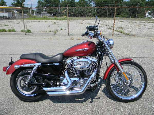 1988 Harley-Davidson XLH Sportster 1200 (reduced effect) #6