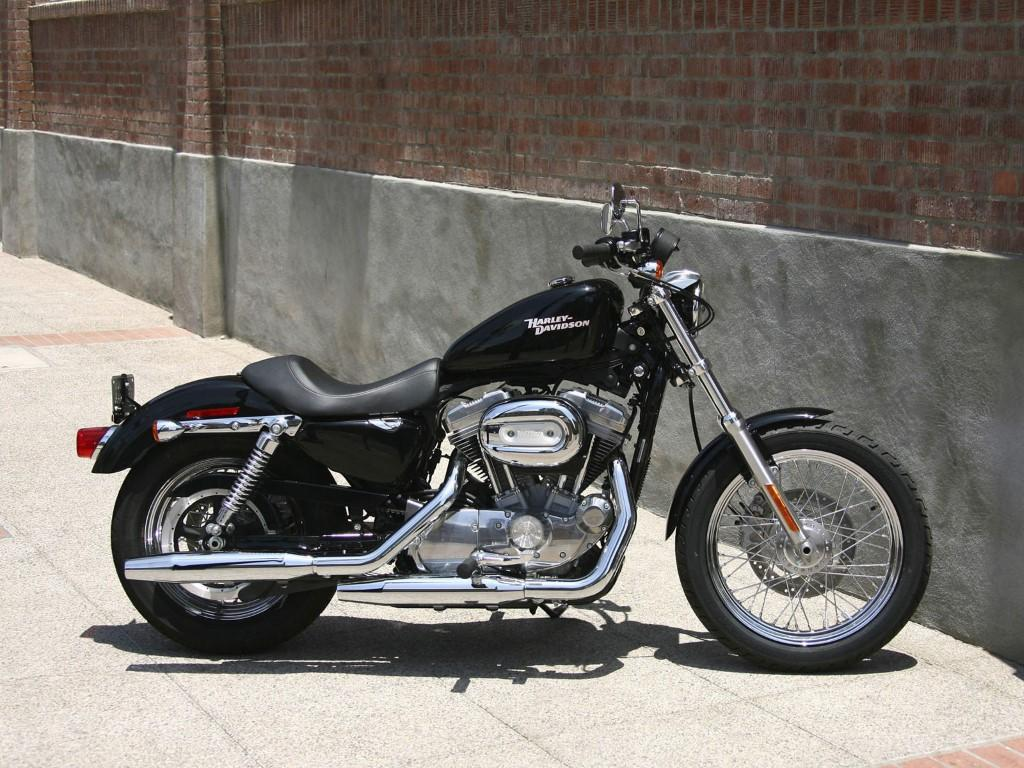 1988 Harley-Davidson XLH Sportster 1200 (reduced effect) #5