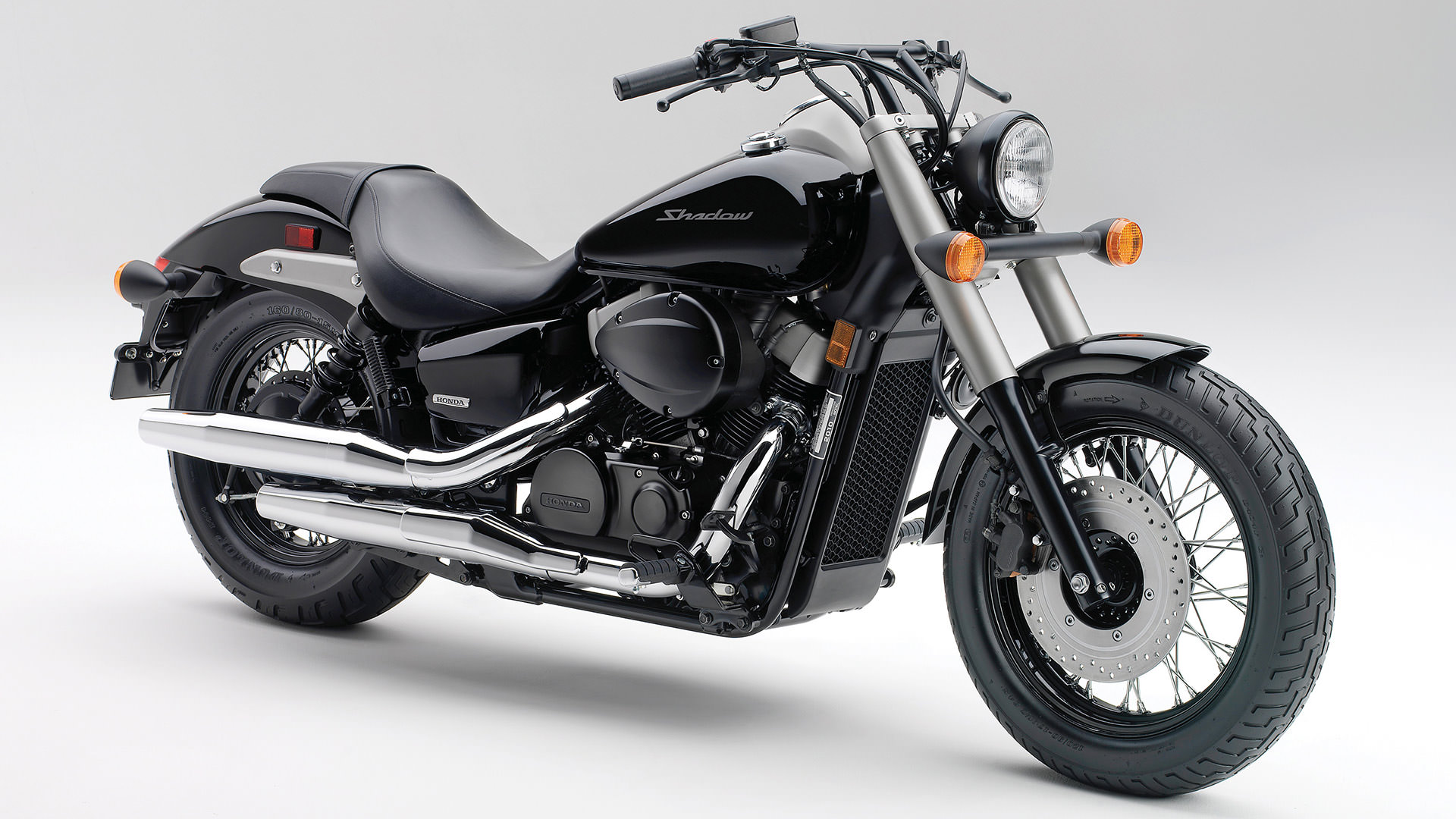 Honda 750 Shadow Phantom #3