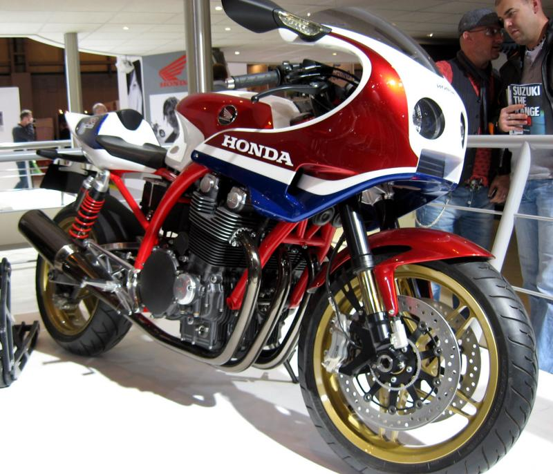 1983 Honda CB1100R (reduced effect) #8