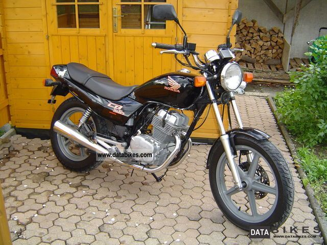 1997 Honda CB250 Two Fifty #1