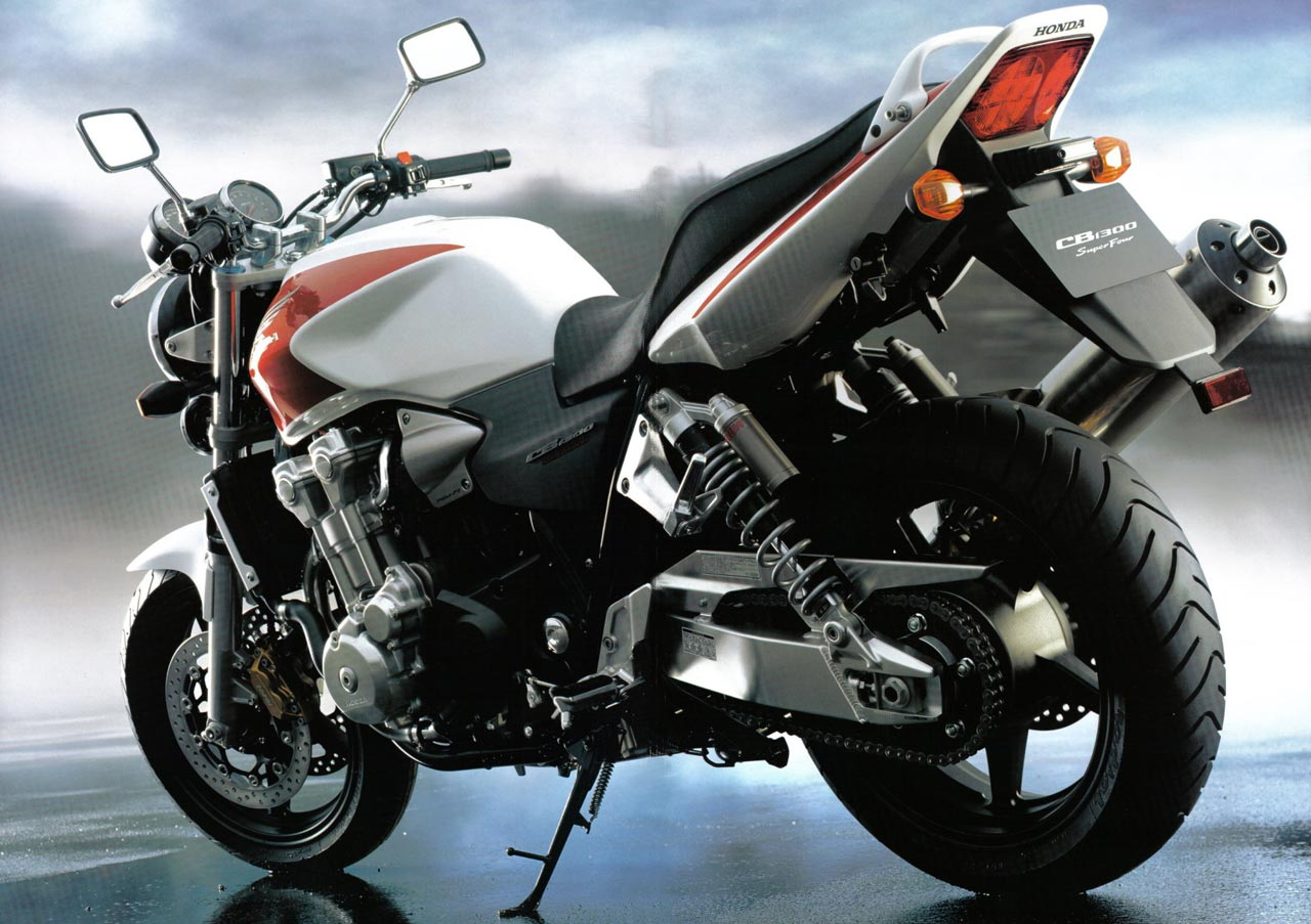 2011 Honda CB400 Super Four ABS #8