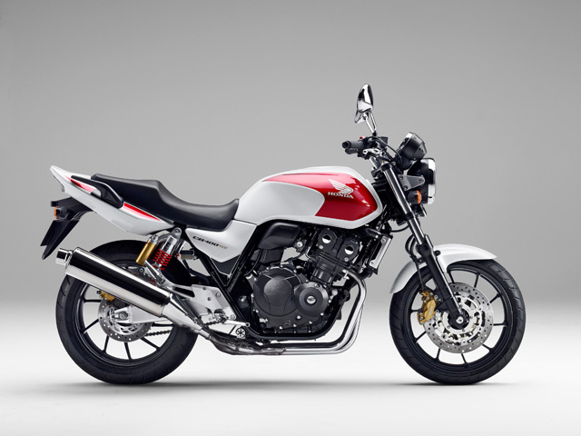 2011 Honda CB400 Super Four ABS #1