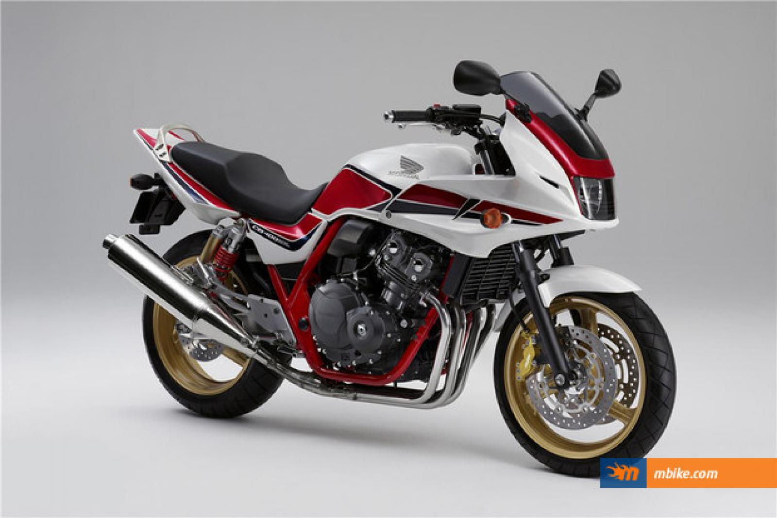 2011 Honda CB400 Super Four ABS #3