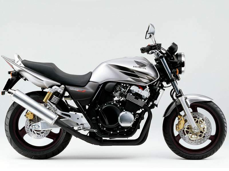 2011 Honda CB400 Super Four ABS #6