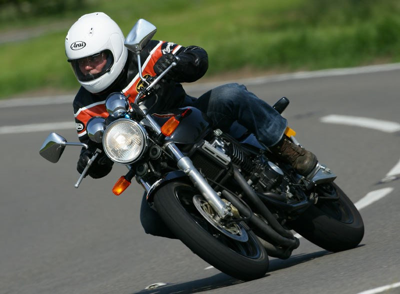 2011 Honda CB400 Super Four ABS #7