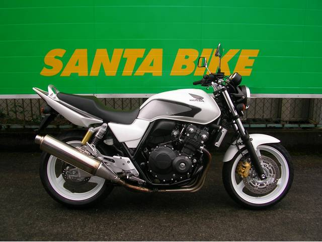 Honda CB400 Super Four ABS #4