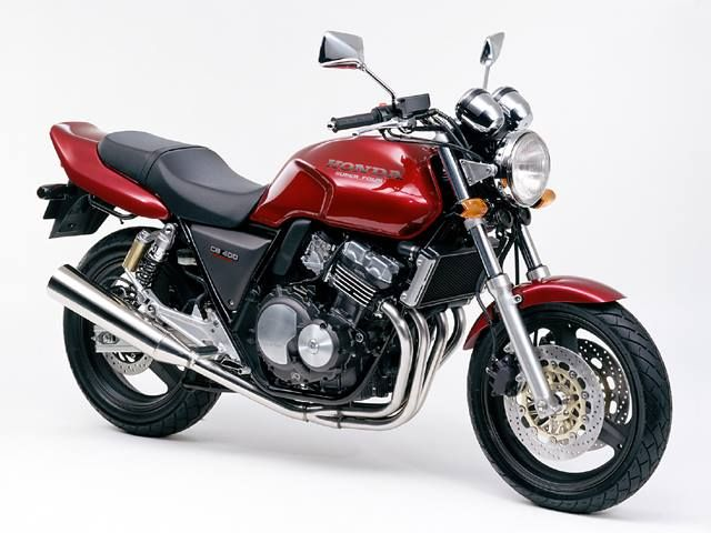 Honda CB400 Super Four ABS #6
