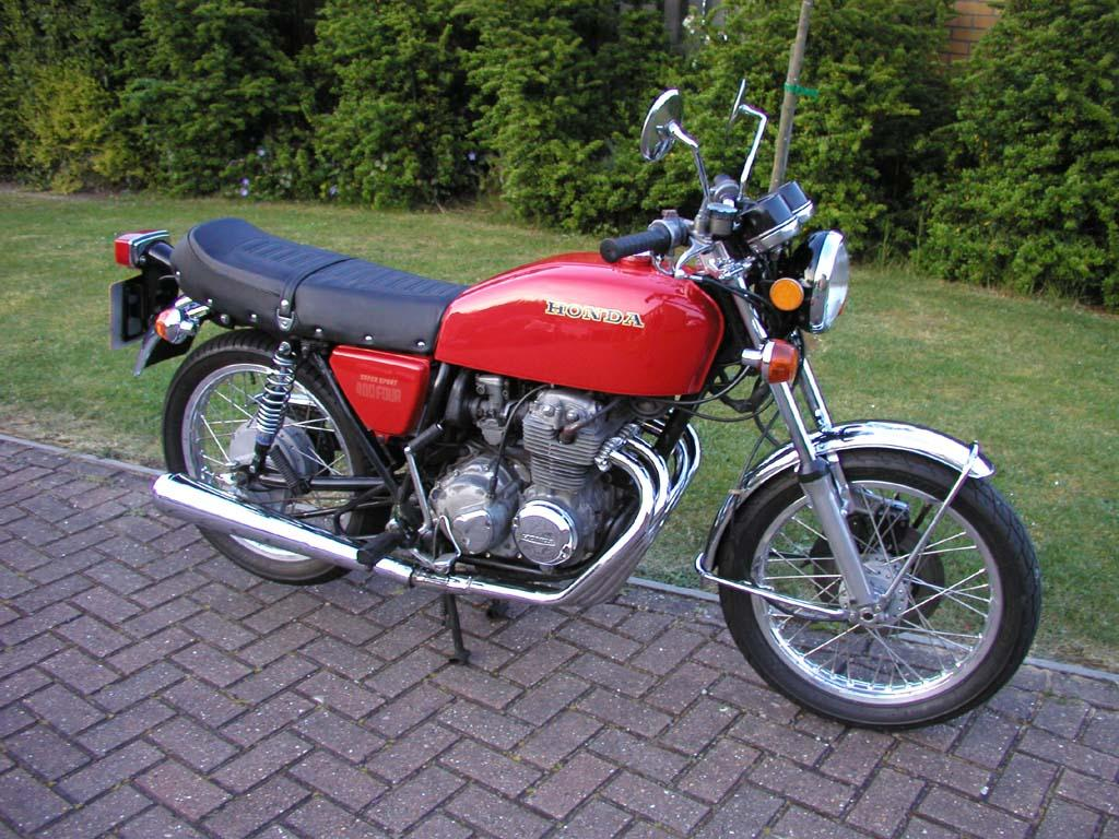 1980 Honda CB400N (reduced effect) #5